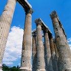 Temas de discursos informativos relacionados con la mitología griega
