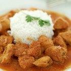 El arroz blanco para bajar de peso