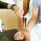 Frecuencia cardiaca activa en adolescentes
