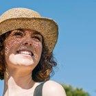 Protector solar para la pérdida de cabello