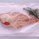 How Do You Pot Roast a Leg of Lamb?