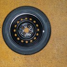Cómo pintar ruedas de acero