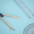Cómo construir un ángulo de 70 grados