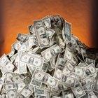 Cómo secar dinero mojado