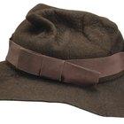 Steam a Felt Hat