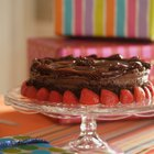 How to Make an Excellent Chocolate Cake From Scratch- Egg and Dairy Free