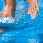 Entrenamientos de natación