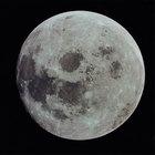 Cómo encontrar la luna en el cielo