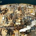 Contaminantes de las refinerías de petróleo