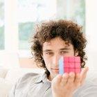 Cómo girar los centros de un cubo de Rubik