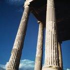 Diferencias entre arquitectura griega y romána