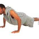 ¿Es malo hacer 100 flexiones por la noche?