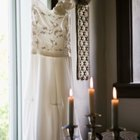 How to Embellish a Wedding Dress with Beads