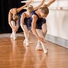 Cómo ser una buena bailarina de ballet