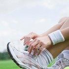 Hormigueo en las manos y pies durante el ejercicio