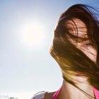 Cutículas dañadas del cabello