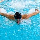 ¿Porqué no puedo perder peso nadando?