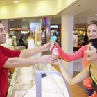 Types of Jobs at the Mall for Teens
