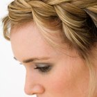 How to Do an English Braid