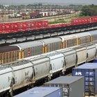 Partes de un vagón de ferrocarril
