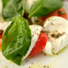 Make a Caprese Salad with Balsamic Reduction