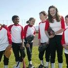 Ejercicios divertidos en equipo para softbol