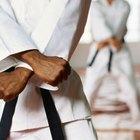 10 tipos de karate