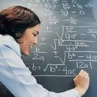 Cómo encontrar los factores en una ecuación