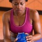 ¿Qué músculos trabajan los levantamientos laterales de piernas?