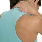 Cómo tratar espasmos musculares en el cuello