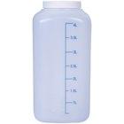 Cómo medir el volumen de un líquido en centímetros cúbicos