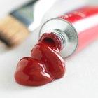 Cómo pintar con una mezcla de pintura y barniz