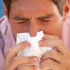 ¿Cómo tratar la piel agrietada de mi nariz por un resfriado?