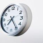 Cómo calcular el porcentaje de una hora