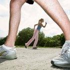 ¿El uso de pesas para los tobillos al caminar fortalece las piernas?