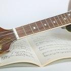 Cómo ejecutar los acordes de una mandolina