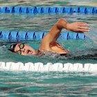 ¿Cuál es el tiempo de natación decente en 100M?