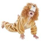 Cómo hacer un disfraz sencillo de león