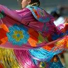 ¿Para qué se usaban los tambores nativo americanos?