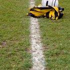 Cómo cambiar las púas en botines de fútbol americano