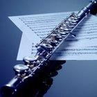 Las tres partes de la flauta