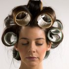 How to Make Big Curls With Rollers