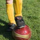 Mi rodilla me duele cuando golpeo un balón de fútbol