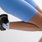 Cómo reafirmar rápidamente la parte alta de las piernas