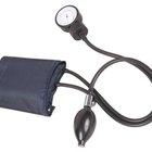 Lecturas de presión arterial normal antes y después de ejercitarse