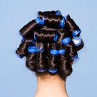 How to Use Plastic Hair Curlers