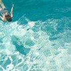 Por qué la natación te produce cansancio