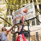 ¿Cuál es la distancia desde el aro a la línea de tiros libres en baloncesto?