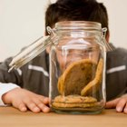 Harina todo uso Vs. harina de trigo para hornear galletas