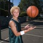 Juegos divertidos de práctica para baloncesto